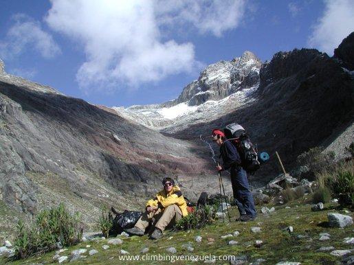 Pico Humboldt y Bonplant, Sierra Nevada de Mérida