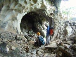 Cueva Paso del Medio, Edo. Aragua