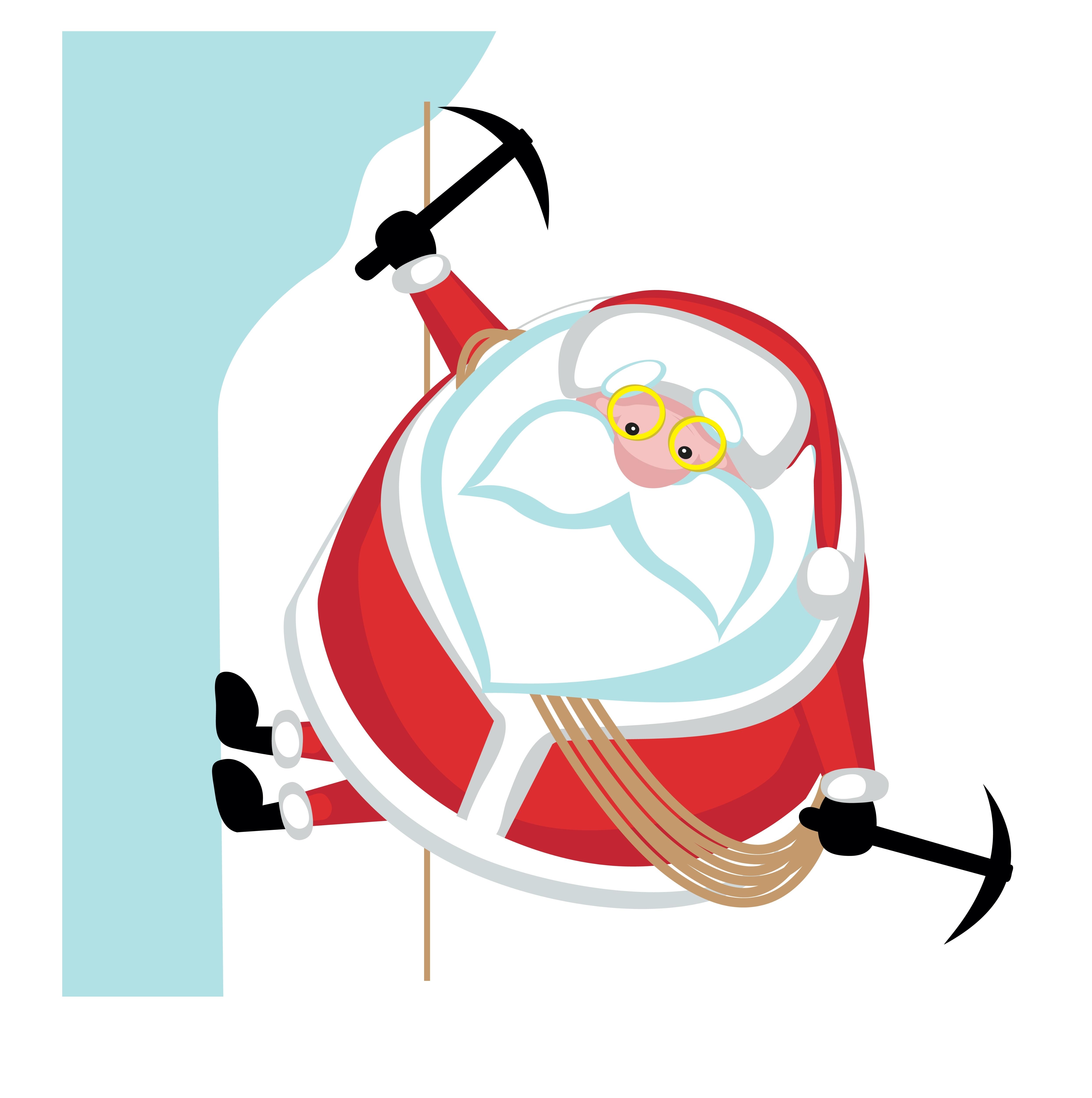 A Climber's Christmas II