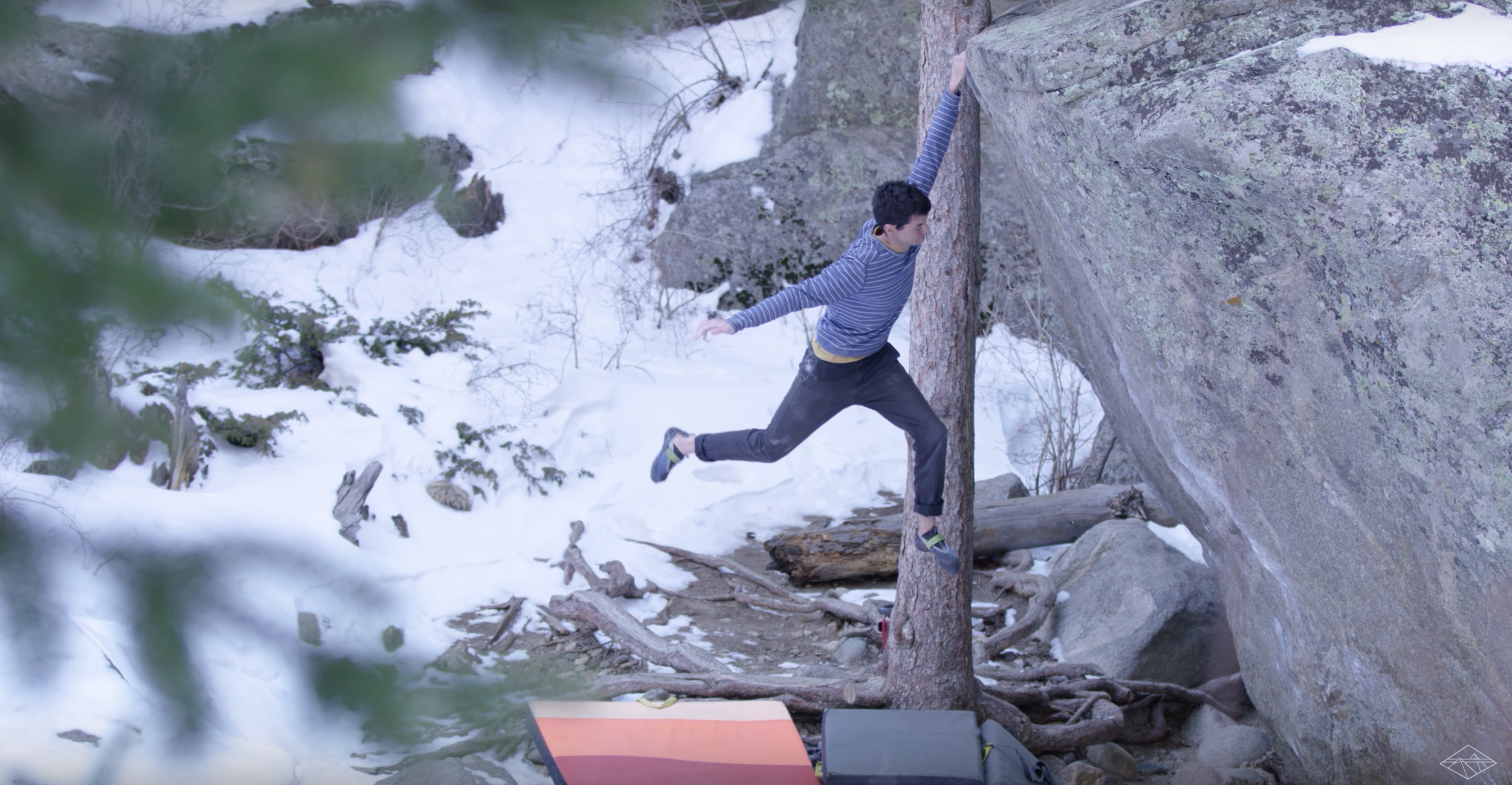 Paul Robinson: Making Oscar Worthy Videos and Climbing V15 Simultaneously