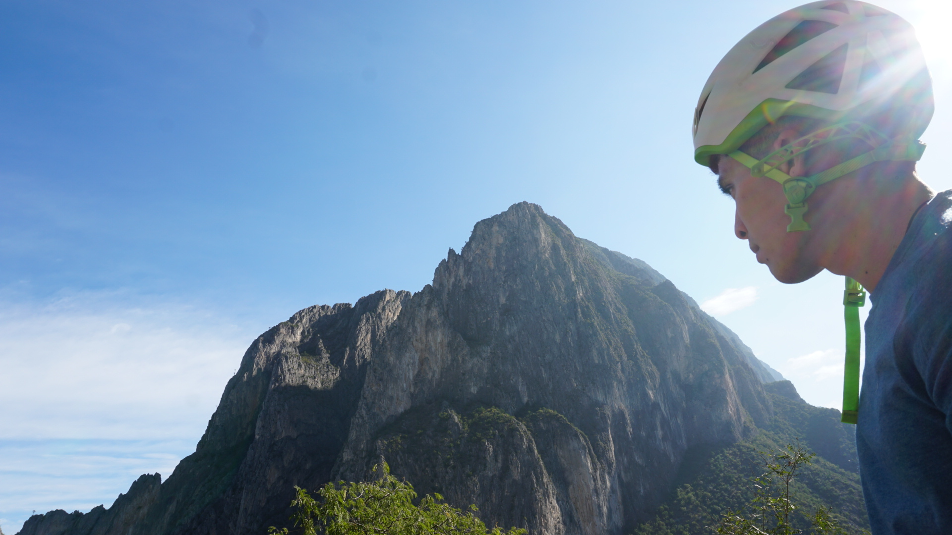 Is El Potrero Chico the New Yosemite?