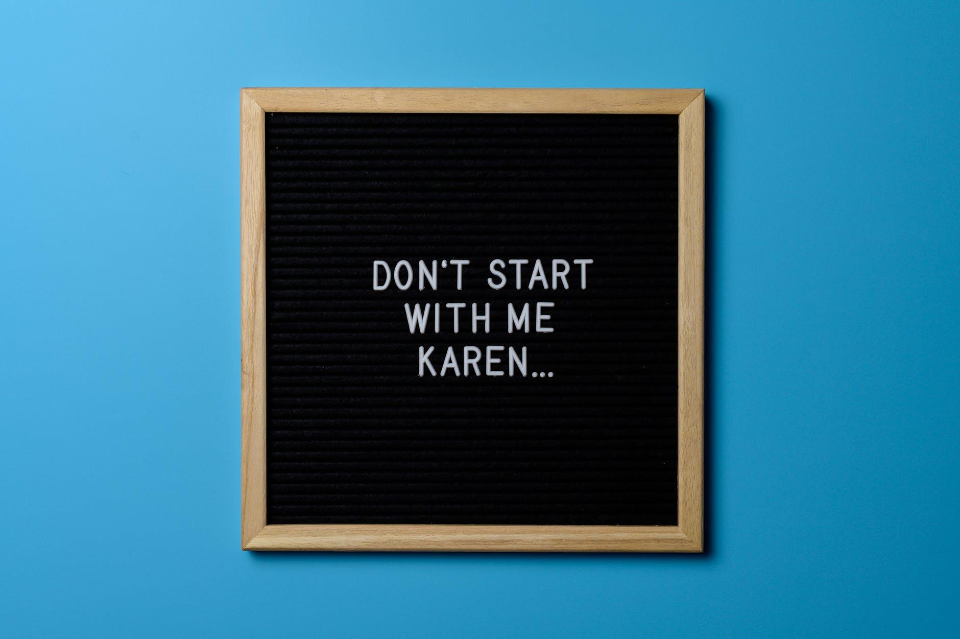Karen the Climber