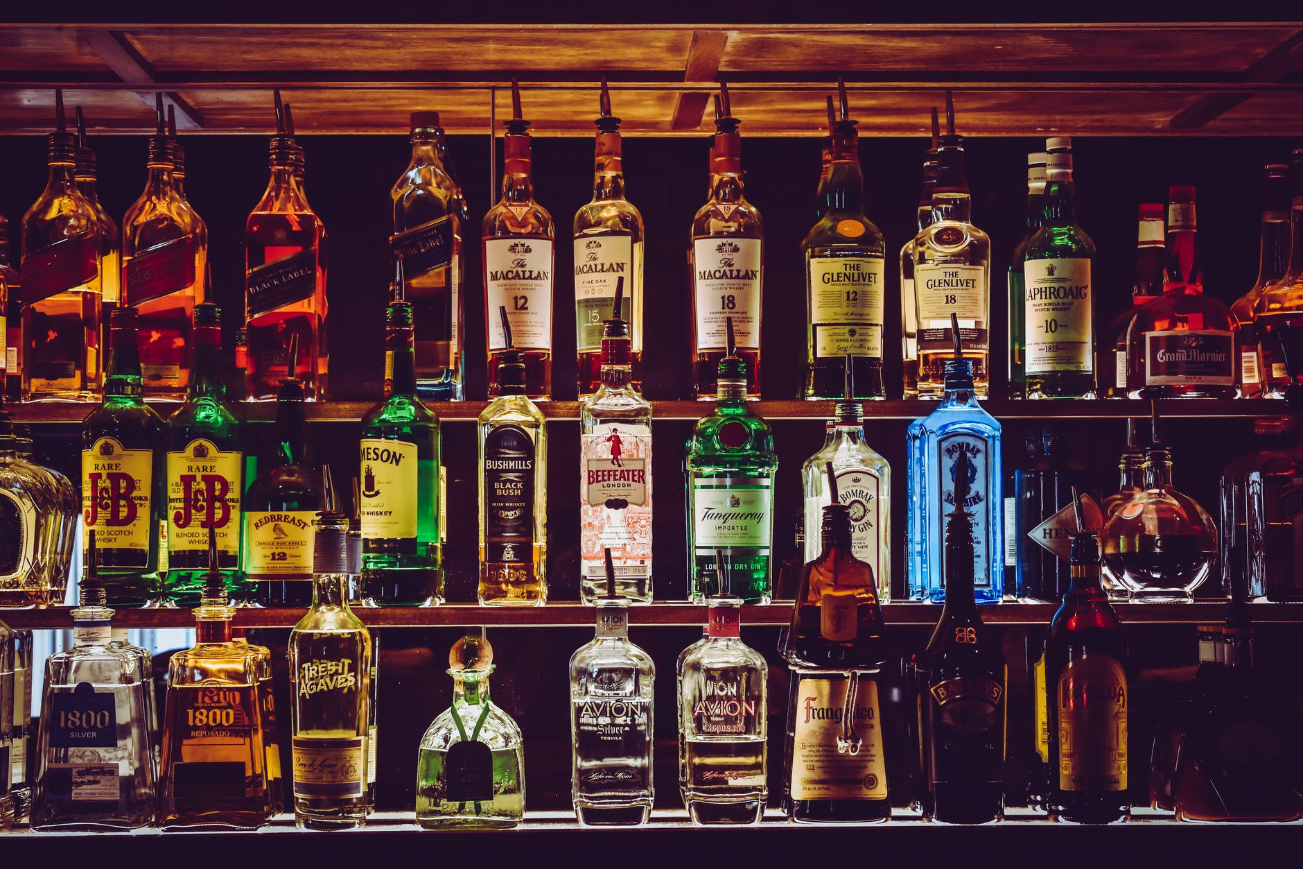 Your Alcoholic Drinks…But as People you See at the Gym